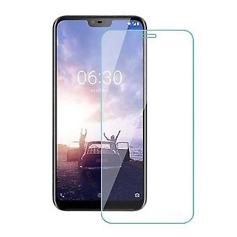 Nokia 6.1 plus (2018) protetor de tela de 6 X 9 H laminado vidro tanque proteção de vidro vidro temperado