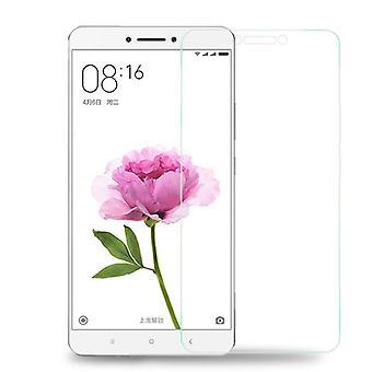 ماكس مي Xiaomi درع حماية الحماية الزجاجية المصفحة الزجاج الفيلم ح 9 زجاجية حقيقية خفف من الزجاج