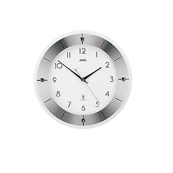 Wall clock radio AMS - 5848