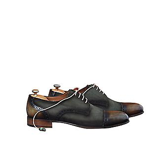 Handcrafted Premium Leather Boris Derby Shoe