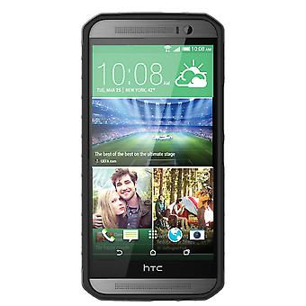 Body Glove Satin Series Case for HTC One M9 - Black Satin