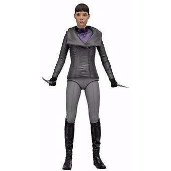 Blade Runner 2049 action figure Luv (Sylvia Hoeks) multicolor plastic, manufacturer: NECA