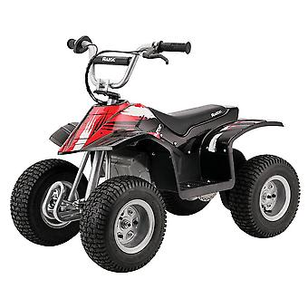 Razor 24V Dirt Quad Bike Black Ages 8 Years+