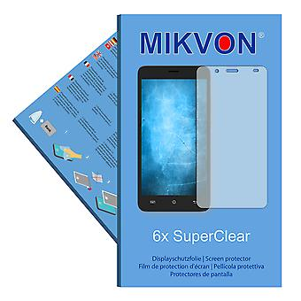 Archos 50d Oxygen screen protector- Mikvon films SuperClear