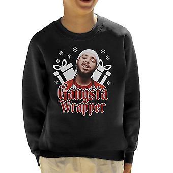 Gangsta-Wrapper Post Malone Weihnachten Kinder Sweatshirt