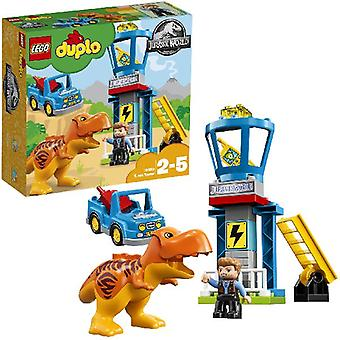 Lego 10880 Duplo Jurassic T-rex
