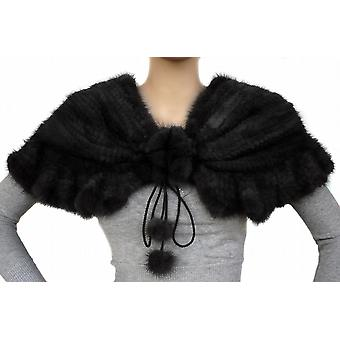 Waooh - Fur - Small mink cape