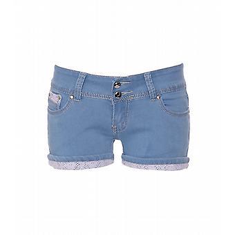 Waooh - Fashion - kurze Jean und Spitze
