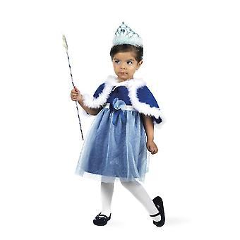 Cinderella fairy princess child costume Ice Princess girls costume