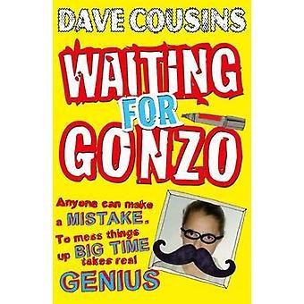 Czekam na Gonzo przez Dave kuzynów - 9780192745460 książki