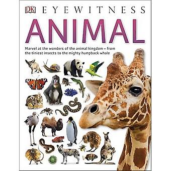 Animal by DK - 9780241187760 Book