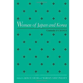 Vrouwen van Japan en Korea - continuïteit en verandering door Joyce Gelb - Maria