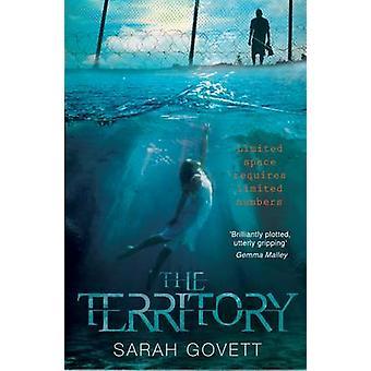 The Territory by Sarah Govett - 9781910080184 Book