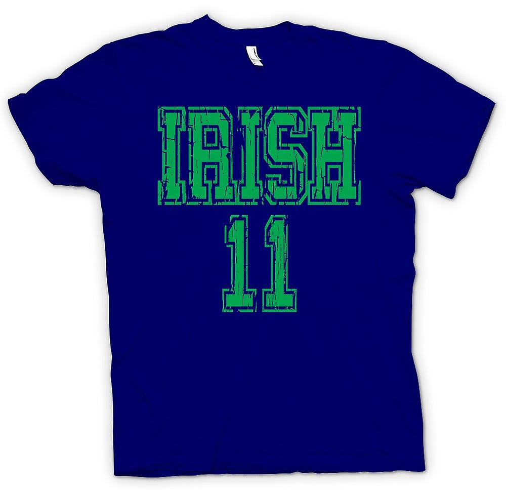 Hommes T-shirt - St Patricks Day Irish 11 - Drôle