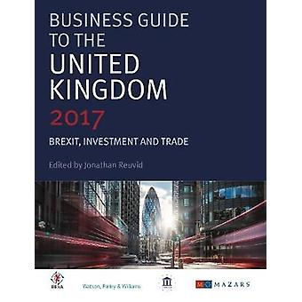 Business Guide to the United Kingdom - Brexit - Investment and Trade b