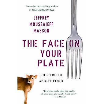 Edessä levy - totuus ruoka Jeffrey Moussaieff Ma