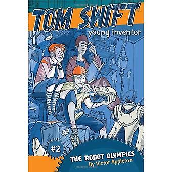 Les jeux olympiques de Robot (Tom Swift, jeune inventeur)