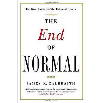 Normaali pää: suuri kriisi ja tulevaisuuden kasvu