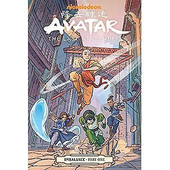 Avatar: The Last Airbender - obalans del ett
