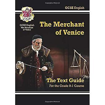 Årskurs 9-1 GCSE engelska Shakespeare Text Guide - Köpmannen i Venedig