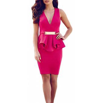 Waooh - Short dress with belt Esth