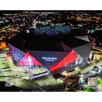 Mercedes Benz Stadium 2018 Photo Print