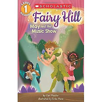May and the Music Show (Scholastic Reader: Level 1)