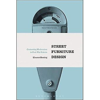 Design de mobiliário urbano: Contestar o modernismo na Grã-Bretanha pós-guerra