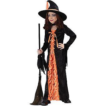 Wonderful Witch Child Costume