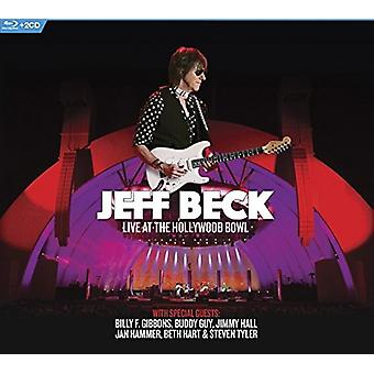 Jeff Beck - Live at the Hollywood Bowl [CD] USA import