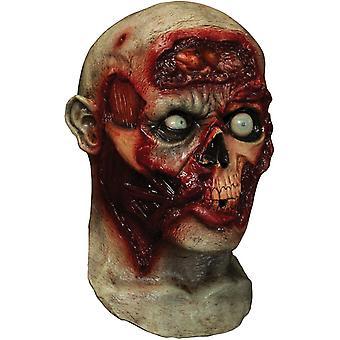 Pulserende Zombie hjerner Digital maske For Halloween