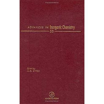 Advances in Inorganic Chemistry by Sykes & Geoffrey
