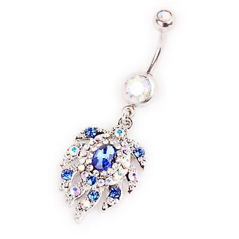 Dischi diamantati piercing ombelico