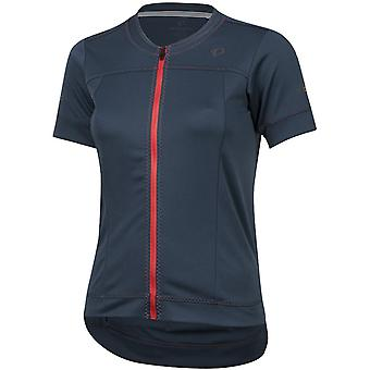 Pearl Izumi Midnight Navy Elite Escape Womens Short Sleeved Cycling Jersey
