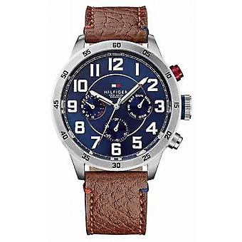 Tommy Hilfiger Mens Trent Multi funzione 1791066 Watch