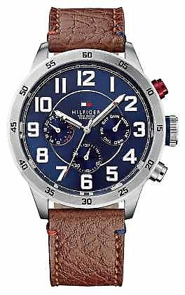 Tommy Hilfiger Mens Trent Multi Function 1791066 Watch