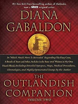 The Outlandish Companion - Volume 2 - The Companion to the Fiery Cross