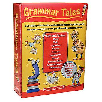 Grammar Tales Box Set - A Rib-Tickling Collection of Read-Aloud Books
