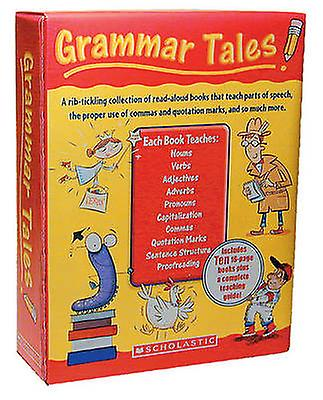 Grammar Tales Box Set - A Rib-Tickling Collection of Read-Aloud Books