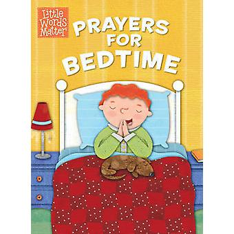 Prayers for Bedtime by B&H Kids Editorial - Holli Conger - 9781433686