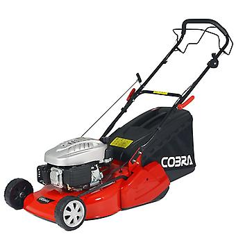 Cobra RM46SPC 18inch Petrol Self Propelled Rear Roller Petrol Lawn Mower