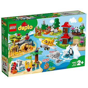 LEGO DUPLO 10907 World Animals
