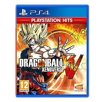 PlayStation hits Dragon Ball Xenoverse jeu PS4