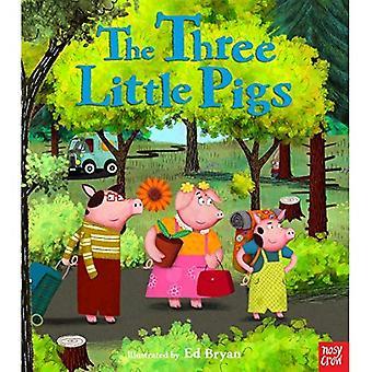 De tre små grisarna (sagor)