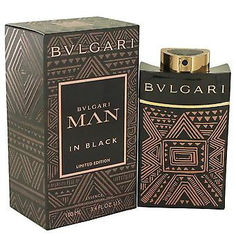 Bvlgari man i sort Essence Eau de Parfum Spray af Bvlgari 100 ml