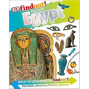DK Findout! Ancient Egypt by Angela McDonald - 9781465457530 Book