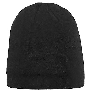 Barts Mens Core Soft Fleece Lined Knitted Beanie Hat