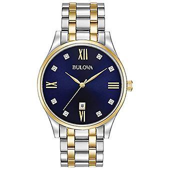 Bulova Clock Man Ref. 98D130