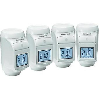 Honeywell evohome Thermostat head kit 4-piece set