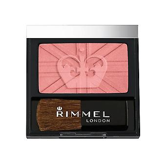 Color de Rimmel Soft Blush rosa 120